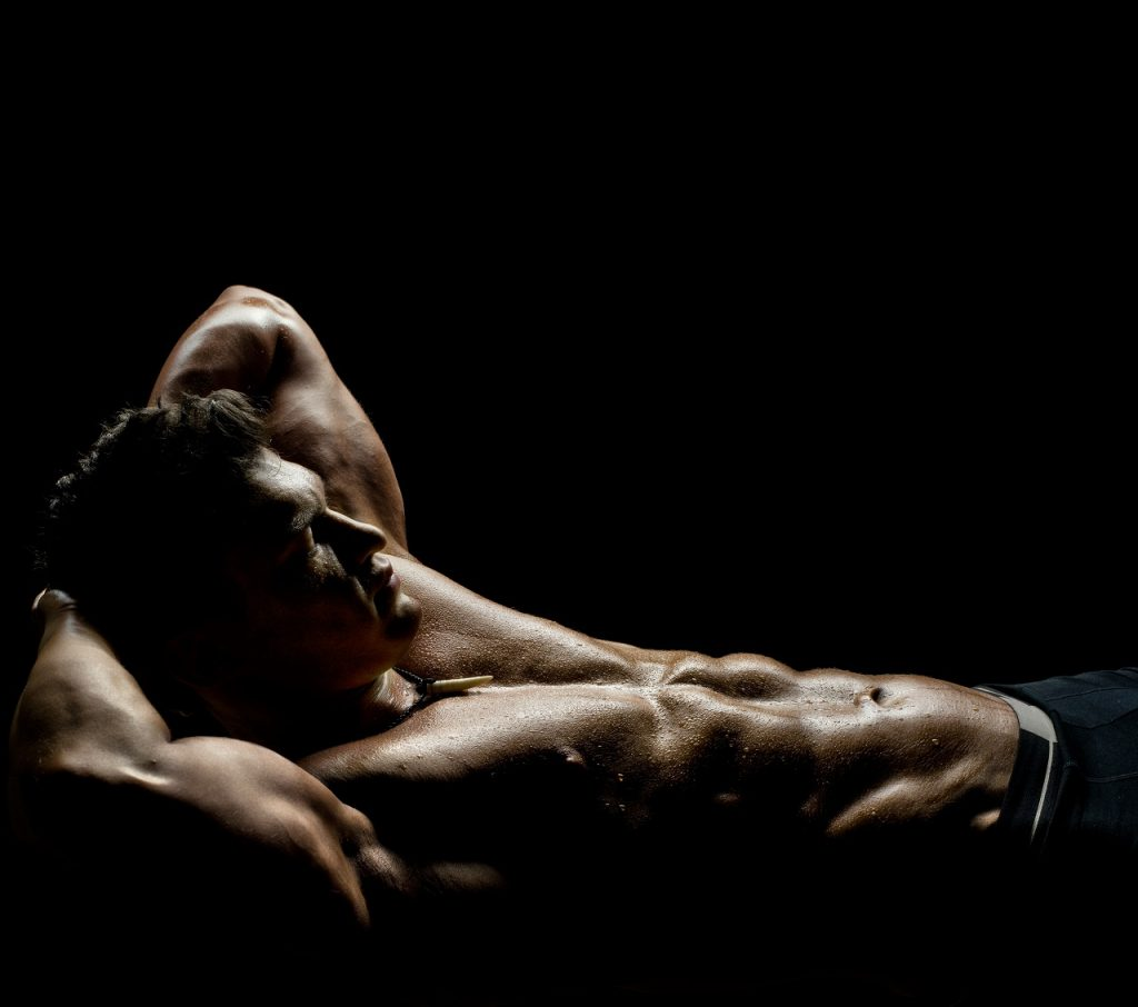 sleep your way to more muscle