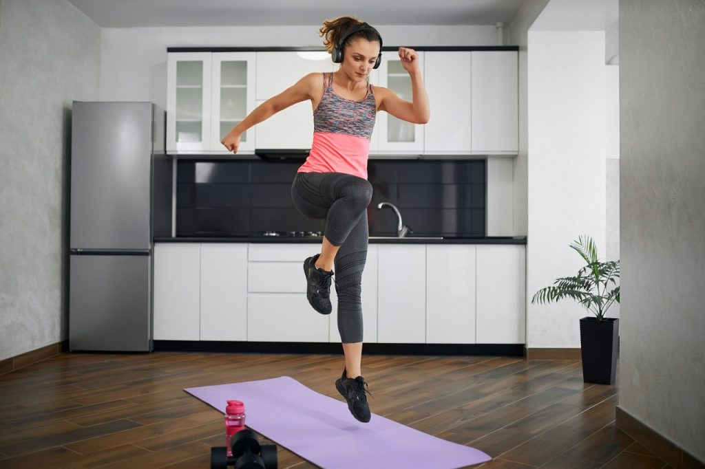 weekly workout routine for beginners