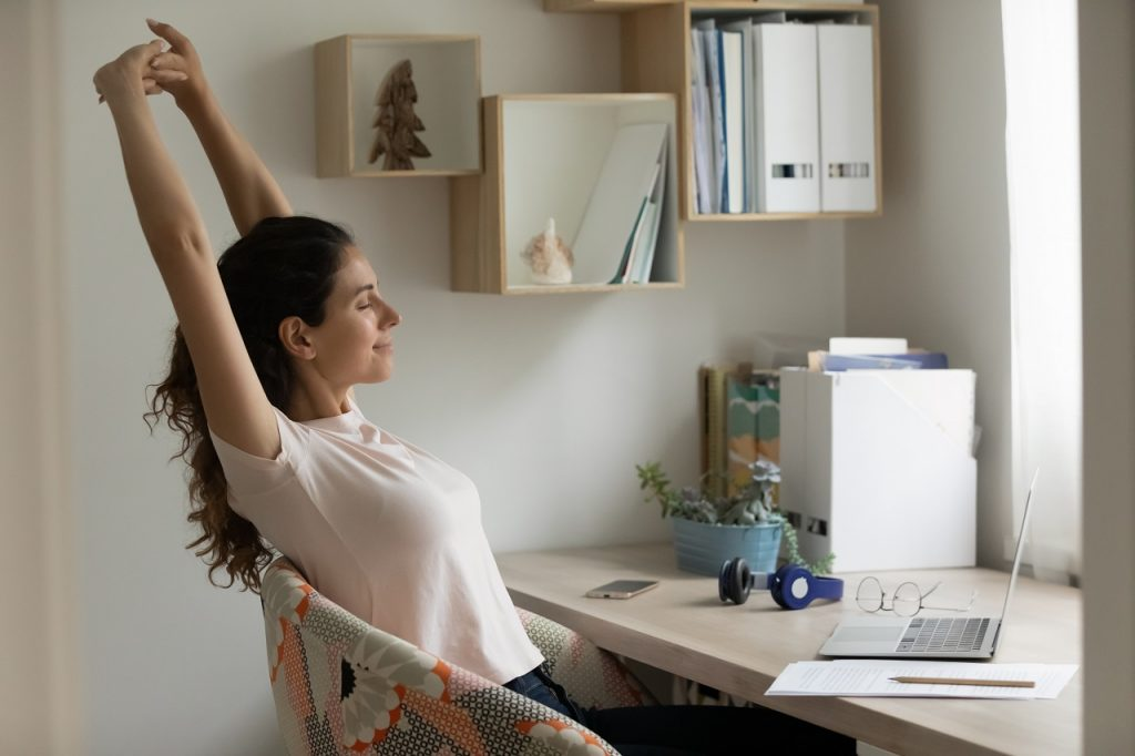 5 simple stretches