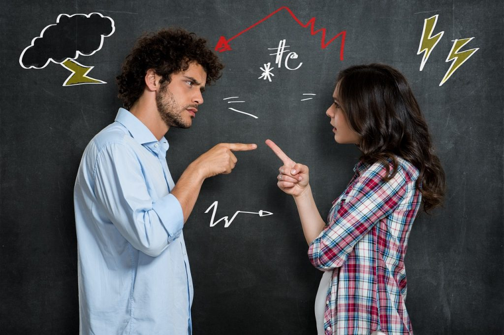 4 effective tips to solving couple conflicts