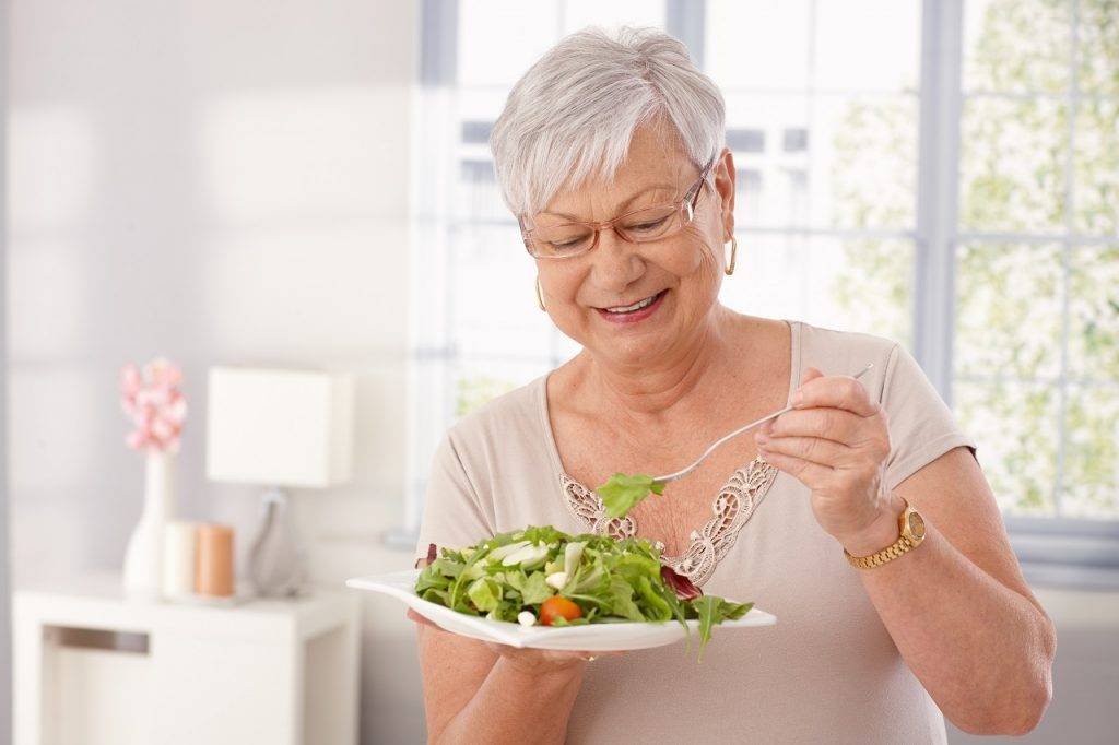 nutrition guidelines for seniors
