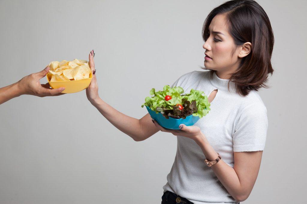 Fight Junk Food cravings