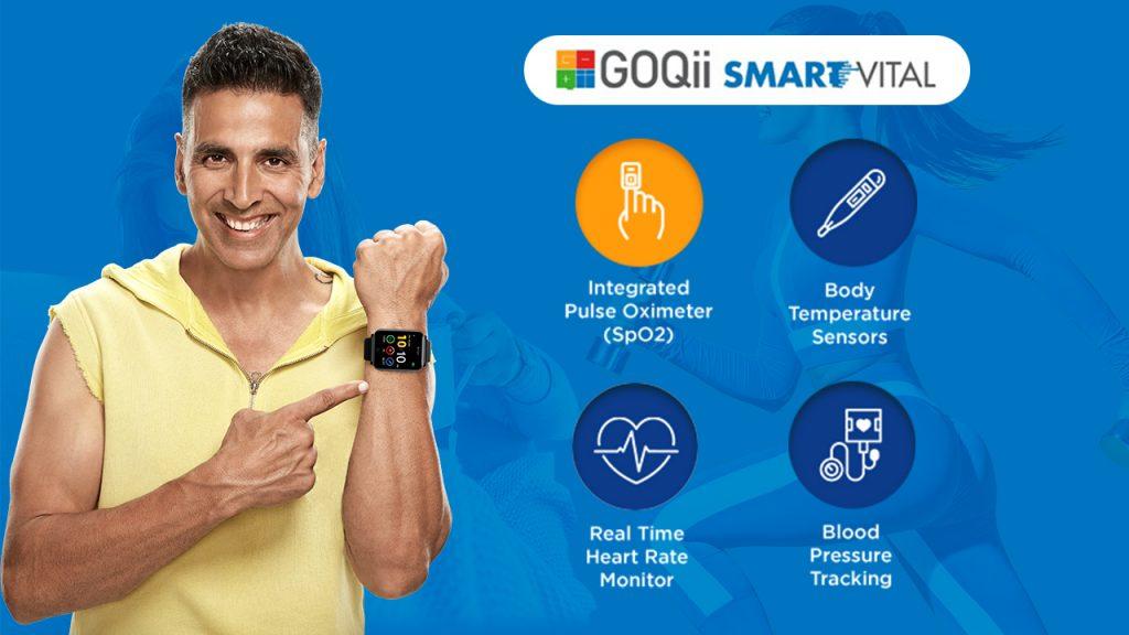 GOQii Smart Vital