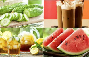 Keep it cool this summer with the right foods