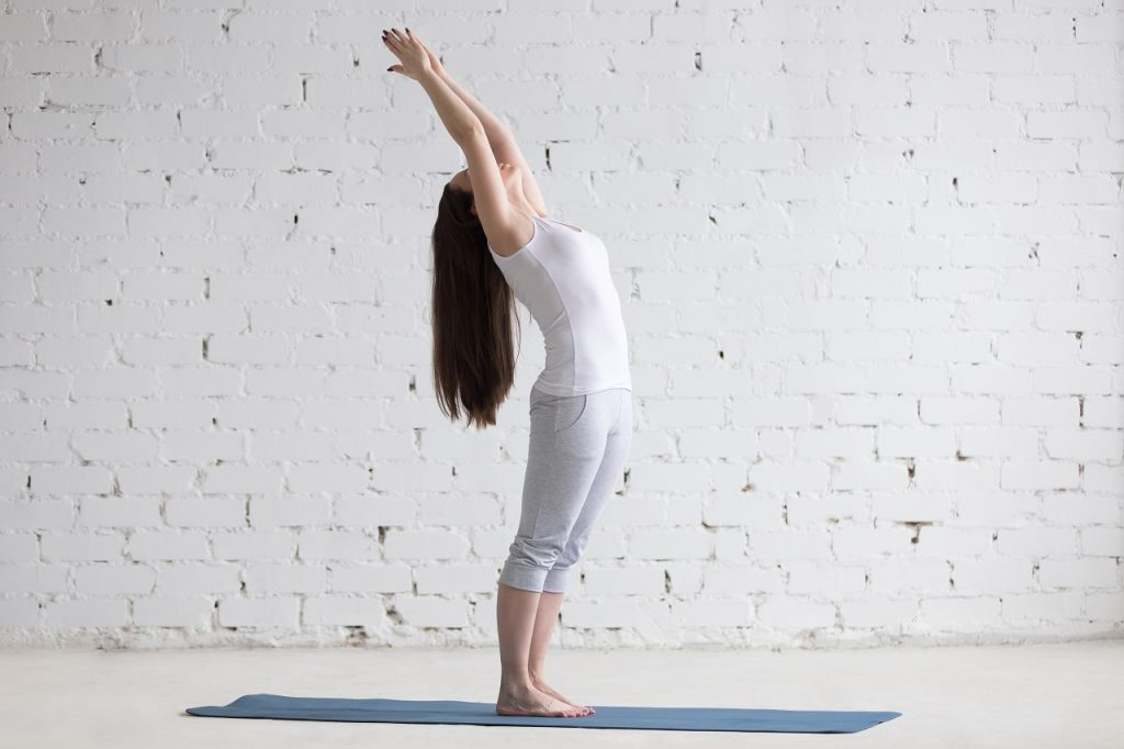 simple yoga asanas