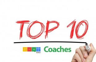 Top 10 GOQii Coaches of India