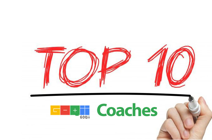 top10 GOQii Coaches