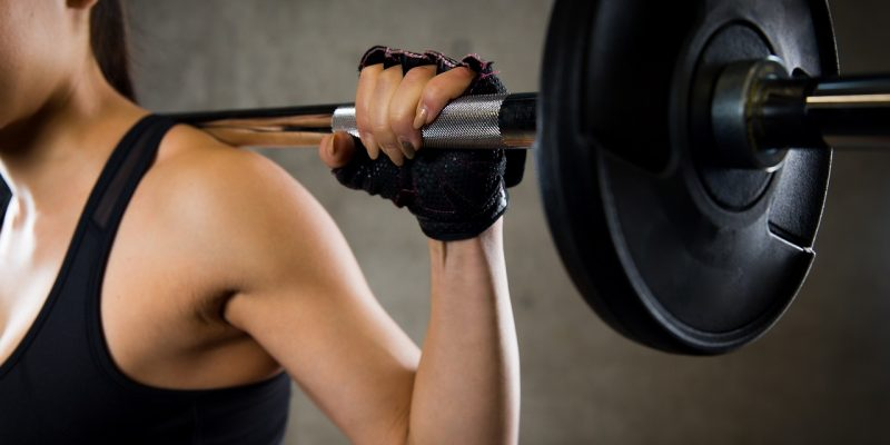 Is Weightlifting For Men Only? Here's Why We Think Otherwise
