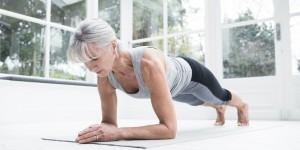 women fitness @40