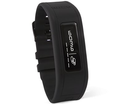 GOQii Fitness Tracker Black